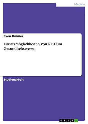 Einsatzmöglichkeiten von RFID im...