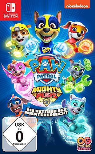 Paw Patrol: Mighty Pups – Die Rettung...