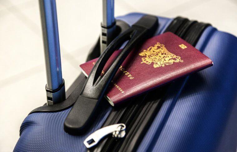 RFID Reisepass
